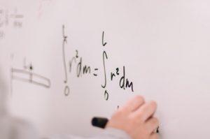 Matematiikan lasku